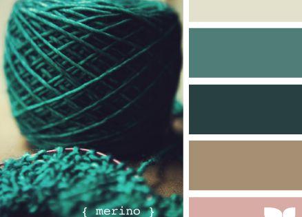 Design Seeds Color schemes Color palette