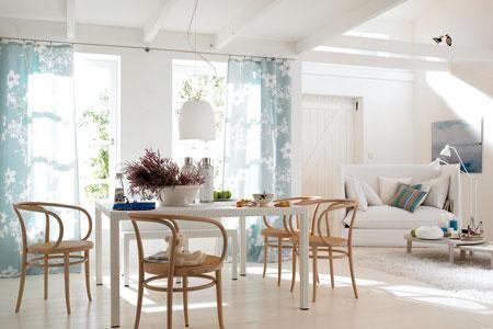Strahlend Weisse Wande Wohnen Schoner Wohnen Farbe Schoner Wohnen