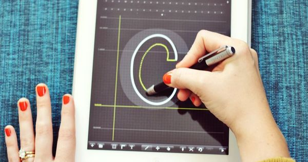 A blog on making handwritten fonts with Apple's iFontMaker App | A