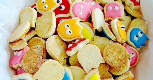 Yemek Yapma Oyunlari Sue Ghost Cookies Fun Cookies Cookie Decorating