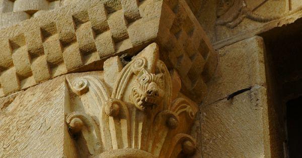 Ermita De San Pedro De Tejada Puente Arenas Burgos Arcitecture Capitals Art