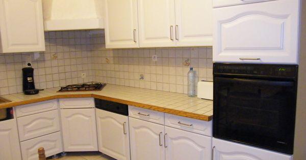 r nover une cuisine comment repeindre une cuisine en ch ne mes meilleures recettes faciles. Black Bedroom Furniture Sets. Home Design Ideas