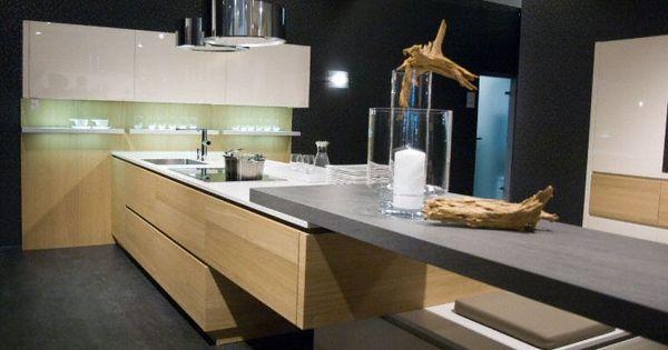 Cuisine Plan De Travail En Lot De Cuisine Moderne