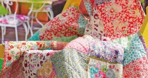 Such A Pretty Quilt Love Tana Lawn How To Make A Quilt