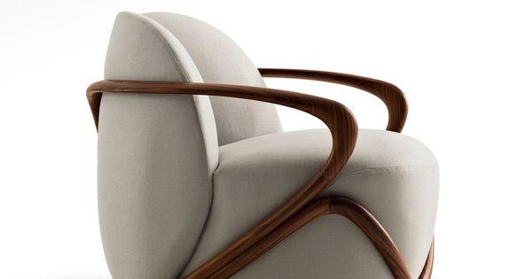 Hug Armchair by — ECC Lighting & Furniture