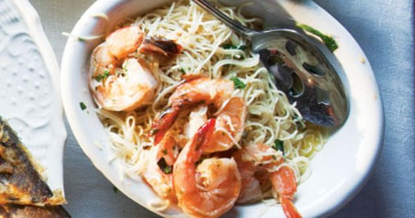 Shrimp Scampi Recipe - Saveur.com | Shellfish (Shrimp Recipes ...