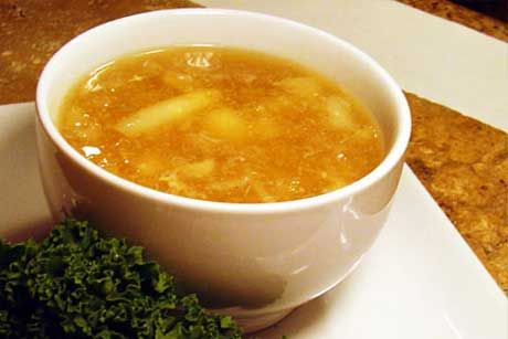 Vemale Com Sup Kepiting Asparagus Makanan Asparagus Kepiting