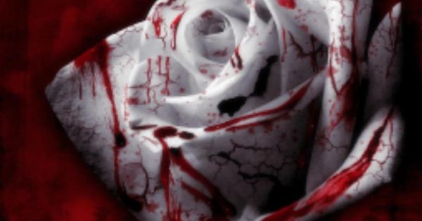 Dripping Blood Background | Dripping Crimson Blood ...