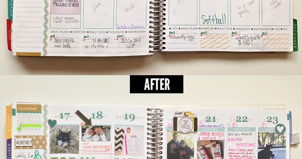1 month left with my Erin Condren life planner + thoughts on