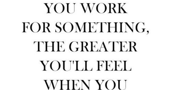 "25 Best Quotes For Hard Work On Pinterest: - 25 Motivational ""Hard Work Pays Off"" Quotes"