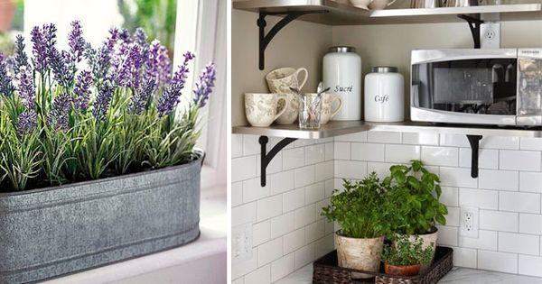 Resultado de imagen para repisa o muebles colgantes para for Muebles de cocina colgantes