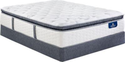 Serta Perfect Sleeper Elite Glengate Queen Mattress Set King