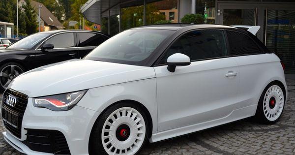 2013 Audi A1 Quattro Mtm 330 Ps 1 Of 333 Cars Worldwide Audi
