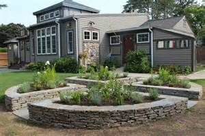 Landscaping After Removing Above Ground Pool Bing Images Pool Landscaping Backyard Landscaping Landscape Construction