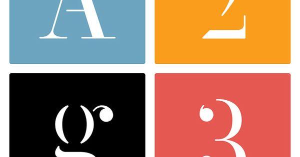 Port One Typeface By Matt Willey Typography Pinterest
