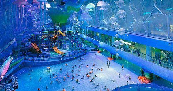 Indoor Water World waterworld