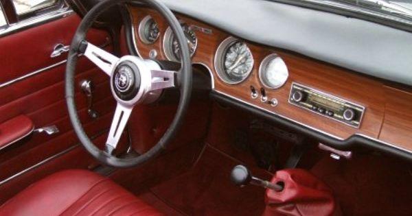 Alfa Romeo Giulia Sprint Gtc 1964 1966 Alfa Romeo Logo Alfa Romeo Giulia Alfa Romeo