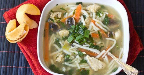 Veggie Barley Soup | Recipe | Soups