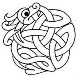 30d9d46ed729478f7288cc31503a0355 Jpg 300 297 Celtic Coloring Celtic Designs Celtic Art