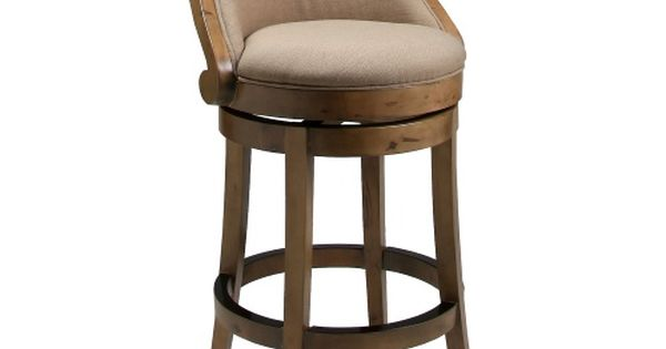 Impacterra Alta Loma 26 In Swivel Counter Stool Our New