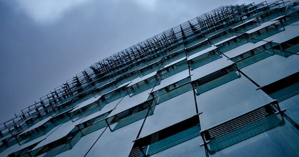 Glass facade architecture  facade design - Google Search | facade | Pinterest | Facade design ...