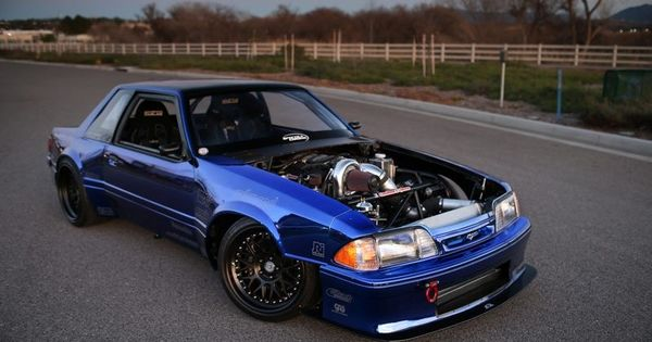 Fox Body Mustang >> Fox body Ford Mustang 5.0 Turbo | Bad Ass Cars | Pinterest | Ford mustang, Mustang and Ford