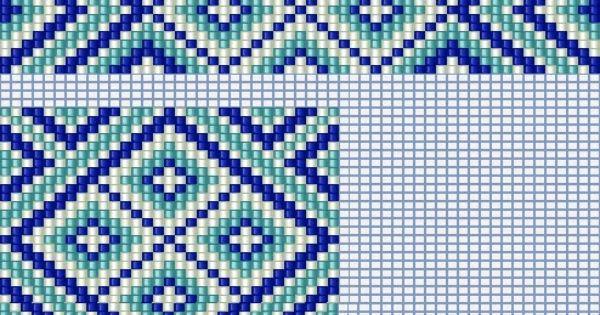 Схемы герданов 2 | Perles |