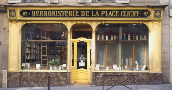 Marisol Touraine Protegeons Une Des Plus Vieilles Herboristerie De Paris Clichy Paris Herboristerie Apothicaire