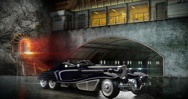 Car Seat Protector >> Movie: Captain America Schmidt's Hydra Coupe Hugo Weaving ...