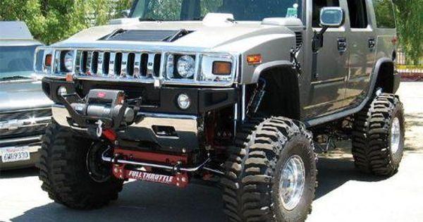 Tumblr Mci1vtedef1rfzs9oo1 500 Jpg 500 375 Camioneta Hummer Camionetas Autos Modificados
