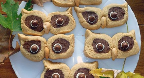 Growing in Grace: Hoot Owl Peanut Butter Cookies Recipe