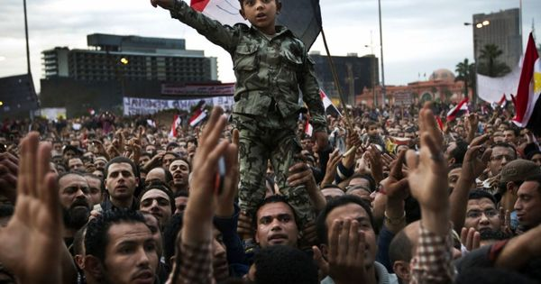 in tahrir square documentary review essay
