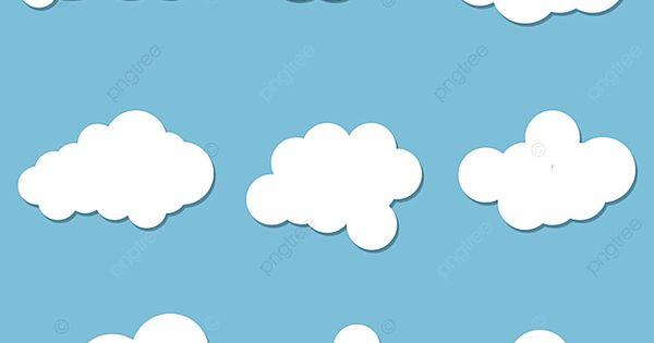 Gambar Awan Kartun Vektor Sederhana Abstrak Awan Awan Png Transparan Clipart Dan File Psd Untuk Unduh Gratis Di 2021 Kartun Gambar Awan Awan