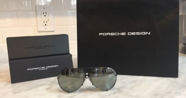 abfe6500b06 Porsche Design Sunglasses