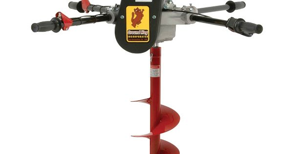 If You Need To Dig Posts For Fencing Rent A Two Man Auger