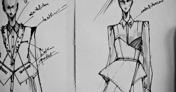 Fashion Sketchbook Fashion Sketches Fashion Designer S Creative
