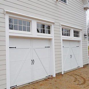 Natural Ventilation Tricks To Cool Off Your Summer Garage Door Design Garage Door Styles Garage Door Makeover