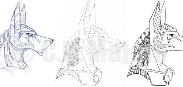 Anubis tattoo ideas pinterest for 2386 87 0