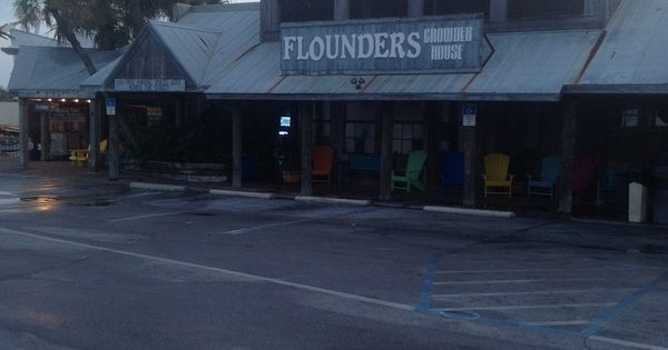 flounders pensacola memorial day weekend
