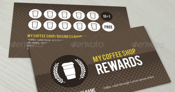 Pin By Wei Wan Xuan On Point Card Loyalty Card Design Loyalty Card Card Design