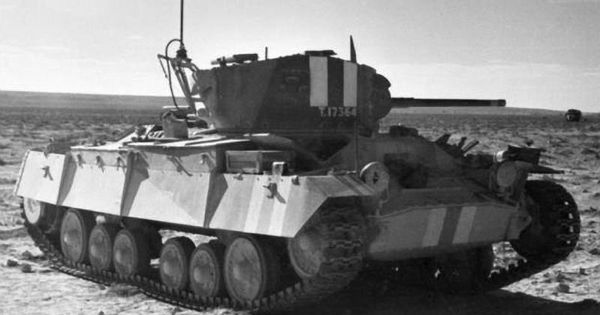 valentine ii tank
