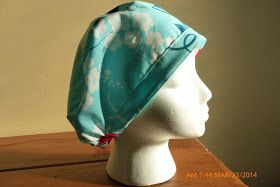 The Hummingbird Classic Scrub Hat With Elastic Scrub Hat