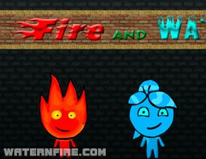 Dark Temple Fireboy And Watergirl Up Arrow Girl In Water
