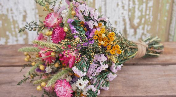 Wildflower bouquet - For when you find your cowboy.