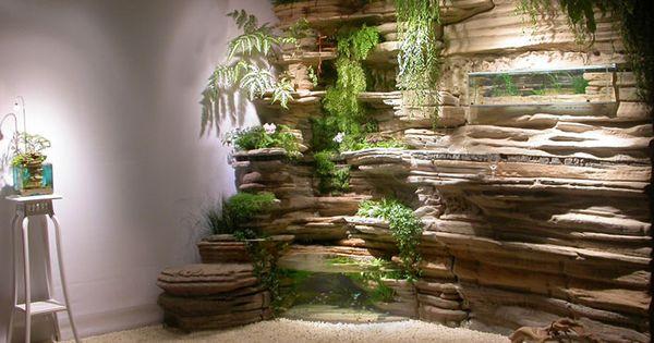 le revetement mural pour salle de bain vegetal plantes et v g tation plantes et fleurs. Black Bedroom Furniture Sets. Home Design Ideas