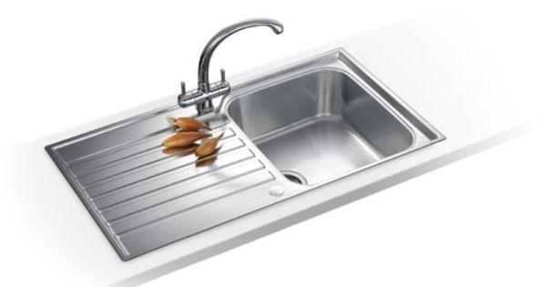 Franke Ascona 101 0277 130 Inset Sink Sink Stainless Steel Sinks