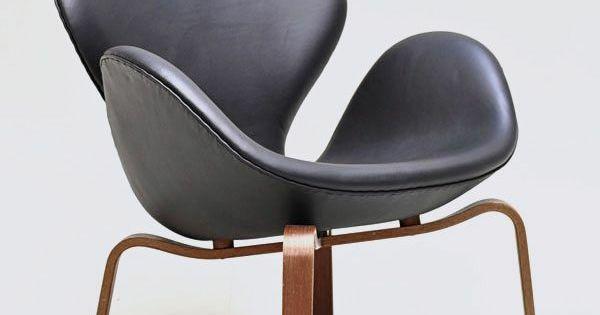 Arne Jacobsen Swan Chair Designers Pinterest Sillas