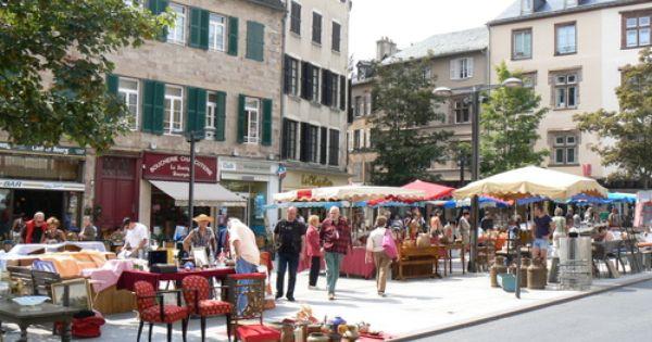 Brocantier Rodez Date 17 October 2007 Author Luisde Pic Of