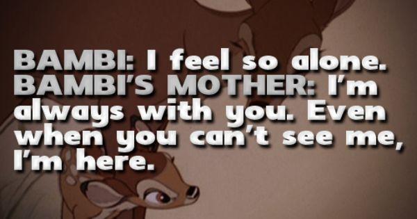 32++ Bambi death info