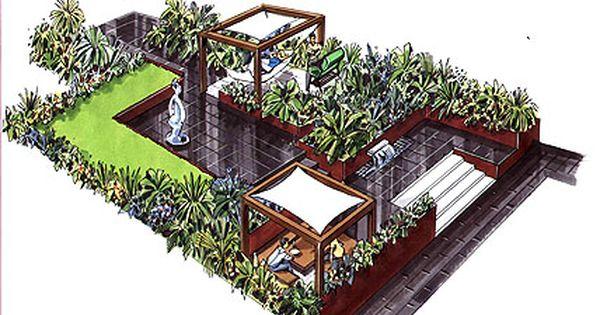 Kent Garden Designer The Terraced Garden Garden Design In Walderslade Kent Uk Garden Designers Build Garden Design Terrace Garden Design Terrace Garden